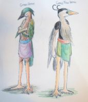 Bird People 4 by unigirl-cloudghost