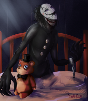 Nightmare Puppet by Soft-Death