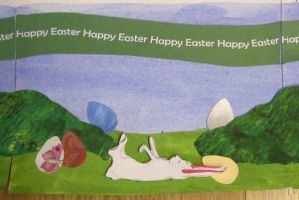 Easter Hunt Card 2007 04 of 13 by callmezippy