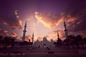 Sheikh Zayed Mosque II by NawalAckermann