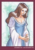 PSC - Arwen in Blue by aimo