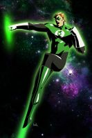 Hal Jordan by kit-kit-kit