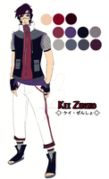 Changing Fate - Kei Zensho (New Look - 2013) by dreamchaser21