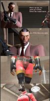 Poor spy by AzogThePale