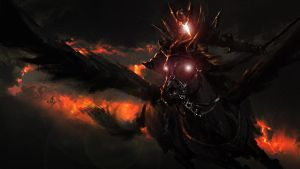 The Black Pegasus by ProfessorAdagio