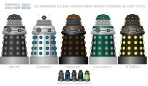 DW - T. P.D. - Remastered [Revised Version] by DoctorWhoOne