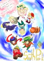 south park kids++ by Ice-S-Cream-Twins