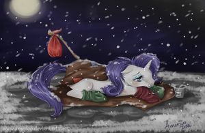 SS: well... Merry Christmas Rarity by Amenoo