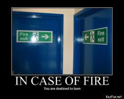 In case of fire by jay4gamers1