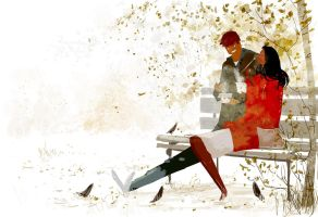 Take (me) out. by PascalCampion