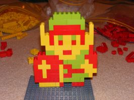 Lego Link by MHalse