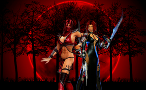 Blood Whores by Sobies516pl
