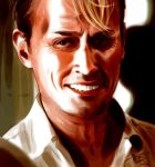 Robert Knepper portrait by JeyDS