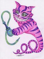 Cheshire Cat by Chapiou