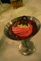 Strawberry Dessert by piggyphoto