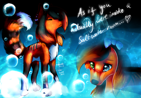 .:Saltwater Room:. by Liara-Chan