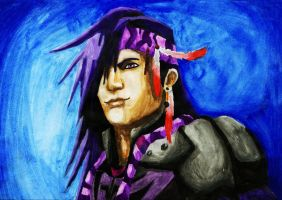 Caius Ballad 3 by AxelFlame8