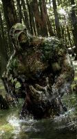 SwampThing by uncannyknack