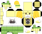 Isabelle 3ds Commercal by hollowkingking