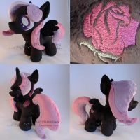 Stygian Rose OC Filly by StarMassacre