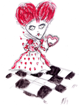 The Red Queen by Eleanor-Anne6