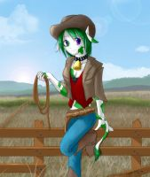 .Cow-girl by reimyourou