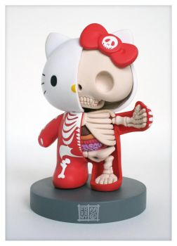 Hello Kitty Anatomical Sculpt by freeny