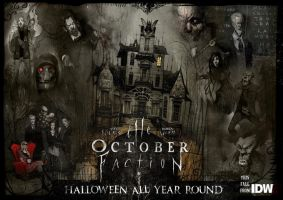 The October Faction Promo by DamienWorm