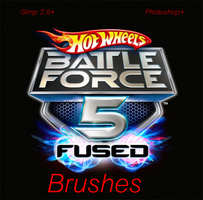 Battle Force 5 Brushes by Tranace-con