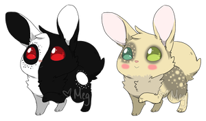 { Bunny Adopts } [ CLOSED ] by megpressley