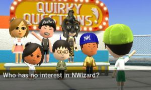 Who has no interest in NWizard by GWizard777