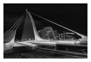 Samuel Beckett's Bridge 2 by M-M-X