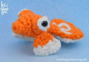 Amigurumi Goldfeesh by kicat
