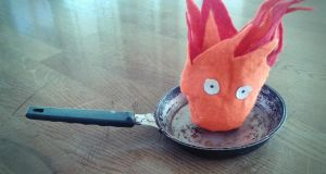 Calcifer by Anlin