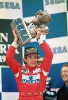 Ayrton Senna (Europe 1993) by F1-history