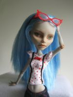 Miss Ghoulia by FeralWorks