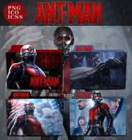 Ant-Man by Kareembeast