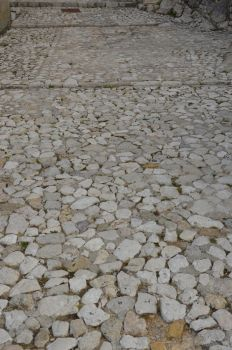 For texture : pavement in stones by A1Z2E3R