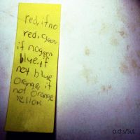 Intellect- If No Red by ProspectOfTwilight