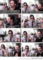 Compliments From Rick! by WalkingDeadForever