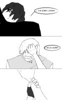 Black and White page 50 by Rosemarri