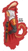 Aeyze, Red Mage FFXI by Aeyze