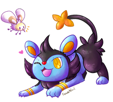 Luxio and Cutiefly