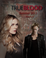 True Blood Season 6 Poster by Vampiric-Time-Lord
