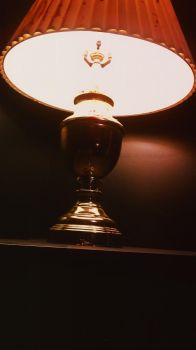 Filtered Lamp by Cat-Voleur