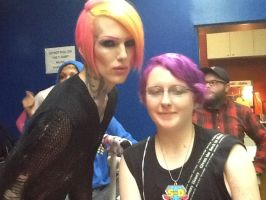 Jeffree Star and I by Reffeik
