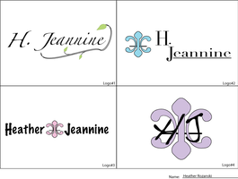 Finished Logos by Miss-Neon