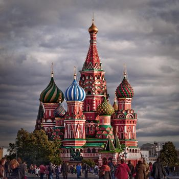 Moscow by s27w