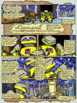 Transformers Unknown Soldiers 9 - Lament by M3Gr1ml0ck