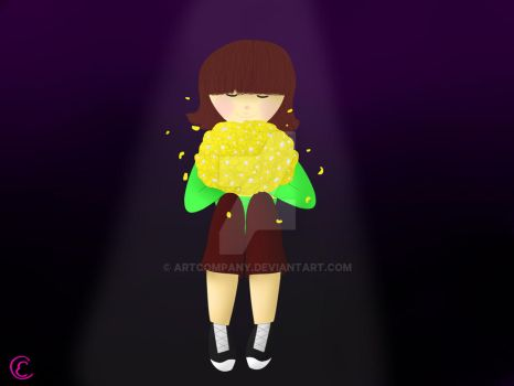 Chara's bouquet by Artcompany